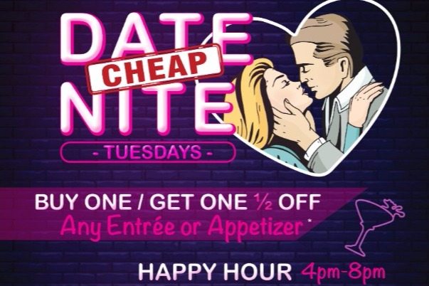 Cheap Date Night Tuesday